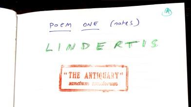 Aberdeen Arms, Tarland - Lindertis poem 1b