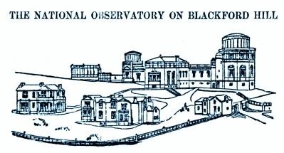 Blackford Observatory, Edinburgh and the Dunecht telescopes - 7 April 1896