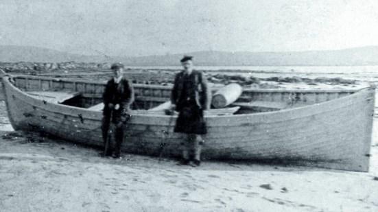 Erskine Beveridge on Vallay