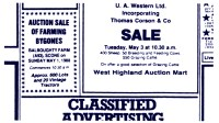 May 1988 Balboughty sale - Bygone Days