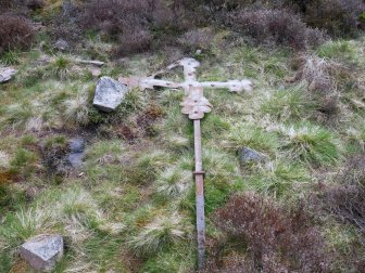 Mortlich hill - the collapsed Obelisk to Charles 10th Huntly [photos May 2021] (7)