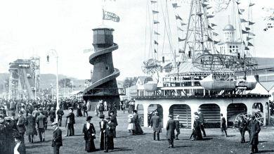 Scottish National Exhibition, Edinburgh, 1908 (11)