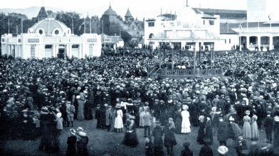 Scottish National Exhibition, Edinburgh, 1908 (6)