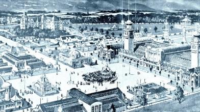 Scottish National Exhibition, Edinburgh, 1908 (9)