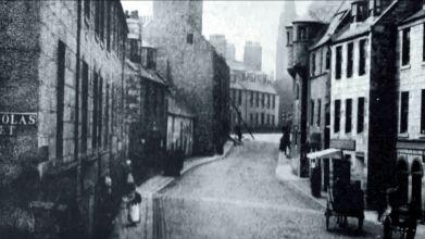 St Nicholas Street Aberdeen as it was