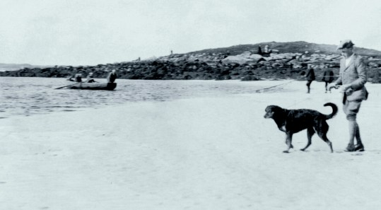 Vallay Sea Pool 1909