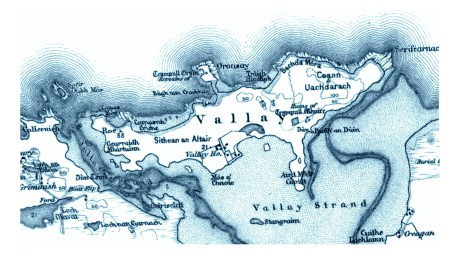 Vallay map 1908
