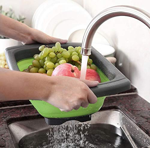 tallin collapsible dish pan with