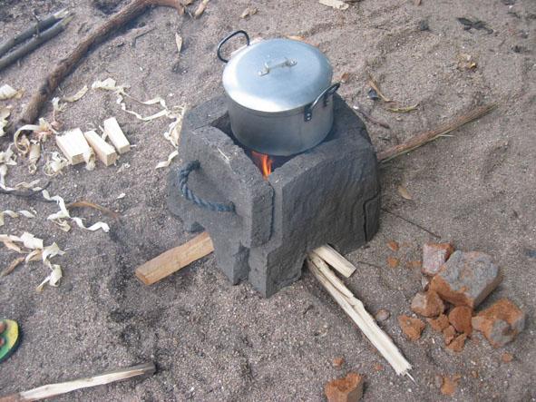 Wood fuel and briquettes