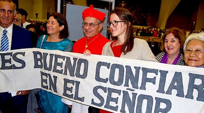 BUENOS DESEOS PARA                                 EL CARDENAL CUBANO