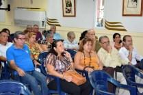 Sesiones del Consejo Provincial para la Educación Superior en los Municipios (COPESUM). Efectuadas en la sede Celia Sánchez Manduley, de la Universidad de Holguín el 6 de enero de 2017. UHO FOTO/Luis Ernesto Ruiz Martínez