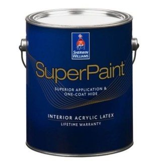 Sherwin Williams SuperPaint