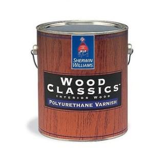 Sherwin Williams Wood Classics лак алкидный полиуретановый