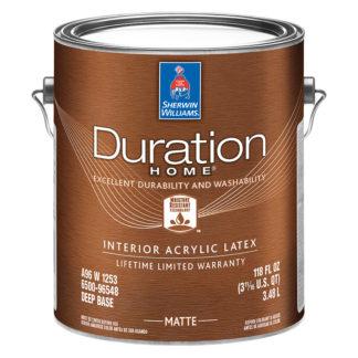 Sherwin-Williams Duration Home Interior Acrylic Latex Matte