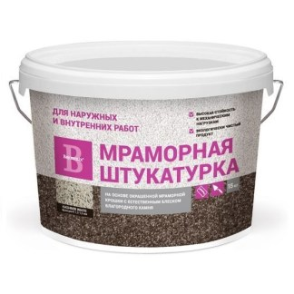 Bayramix мраморная штукатурка
