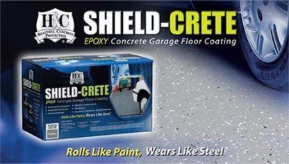 H&C SHIELD-CRETE