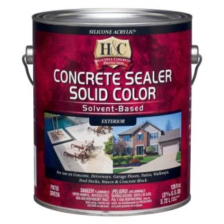 H&C Concrete Sealer Solvent Base
