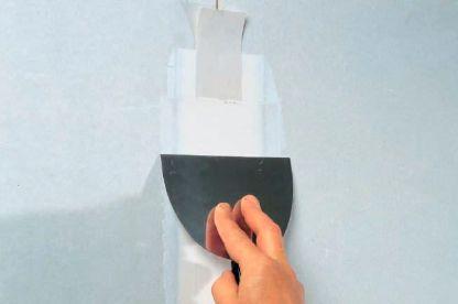 Semin CE 78 шпатлевка для заделки стыков гипсокартона
