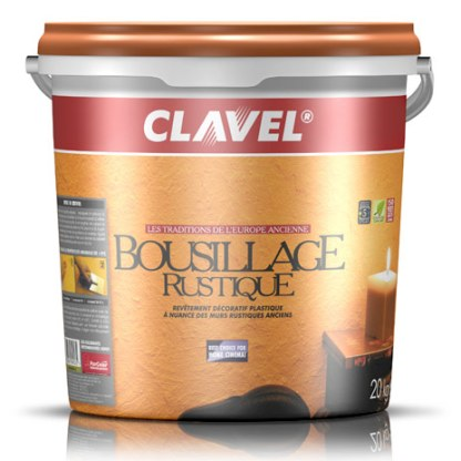 Clavel Bousillage Rustique