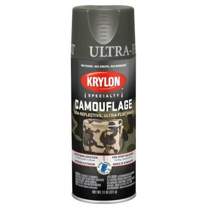 Krylon Camouflage Olive 4293