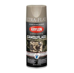 Krylon Camouflage