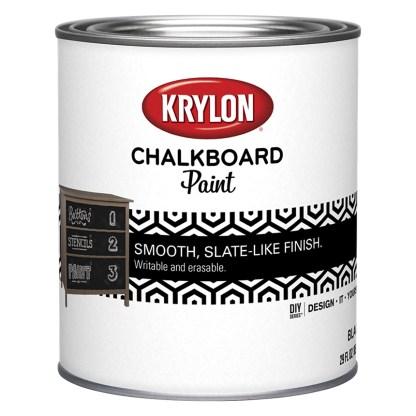 Krylon Chalkboard Black KDQ5223