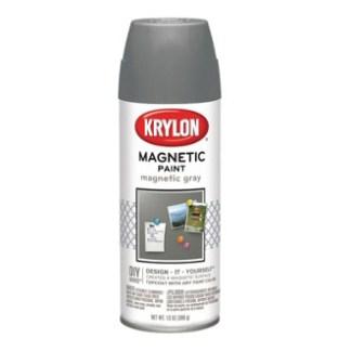 Krylon Magnetic Paint Магнитная краска