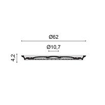 Розетка ORAC DECOR R77