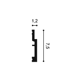ORAC DECOR SX187 HIGH LINE