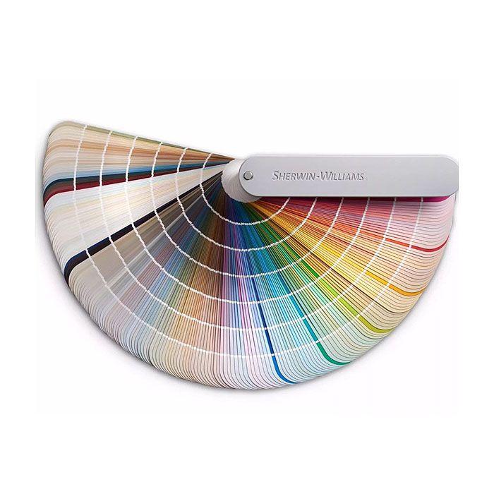 Sherwin-Williams Веер ColorSnap Fan Deck