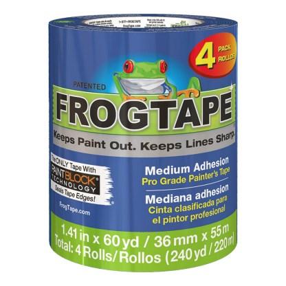 Sherwin-Williams FrogTape Pro Grade 36 mm синяя малярная лента