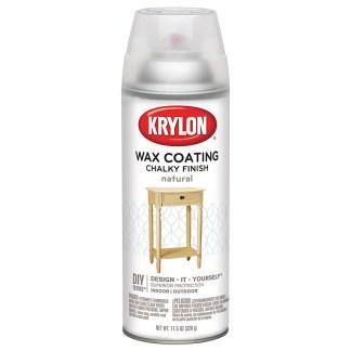 Krylon Chalky Finish Wax Natural 4118