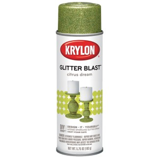 Krylon Glitter Blast Citrus Dream 3808