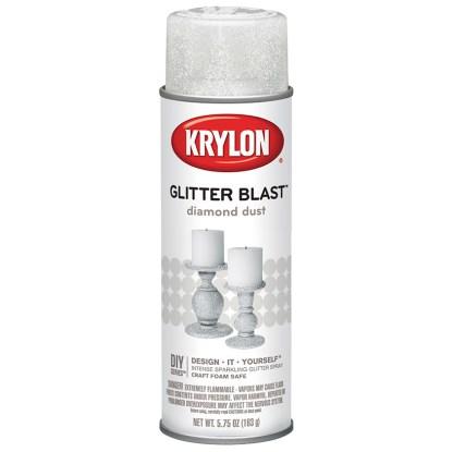 Krylon Glitter Blast Diamond Dust 3804