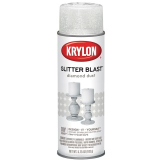 Krylon Glitter Blast Diamond Dust 3804