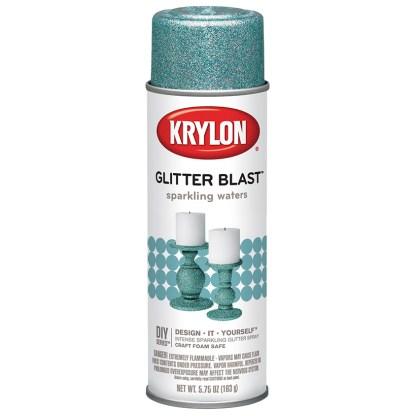 Krylon Glitter Blast Sparkling Water 3810