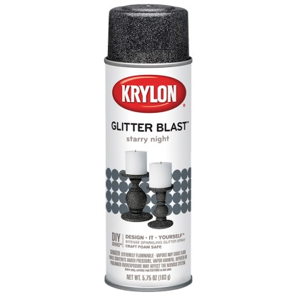 Krylon Glitter Blast Starry Night 3805