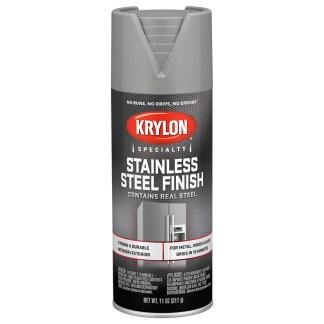 Krylon Stainless Steel Finish 2400