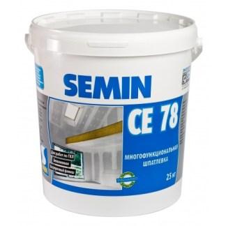 SEMIN CE 78 (белая крышка)