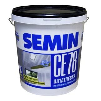 SEMIN CE 78 (черная крышка)