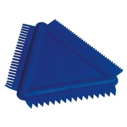 Скребок-гребенка треугольный STMDECOR MS14