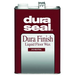 DuraSeal DuraFinish Liquid Floor Wax воск-масло для пола