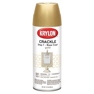 Krylon Crackle Step 1 Base Coat 8410