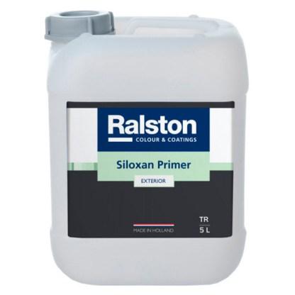 Ralston Siloxan Primer грунт для наружных работ