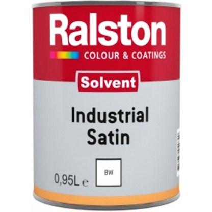 Ralston Solvent Industrial Satin эмаль для металла