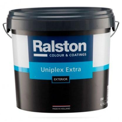Ralston Uniplex Extra износостойкая фасадная краска