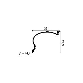 Карниз из полиуретана Orac Decor C344 HERITAGE XXL