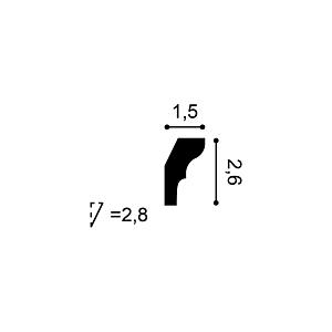 Карниз из дюрополимера Orac Decor CX111