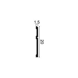 Молдинг из полиуретана Orac Decor P5050