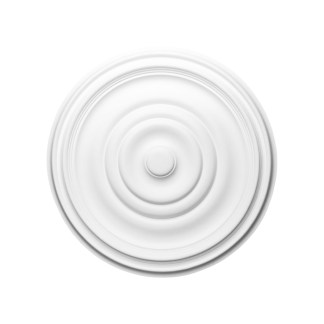 Потолочная розетка из полиуретана Orac Decor R09